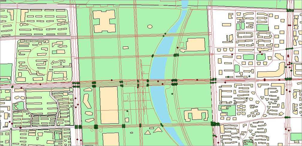 全国矢量电子地图数据
