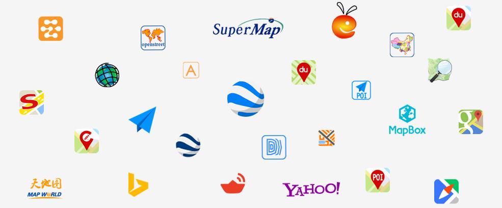 为您提供各种互联网地图下载服务