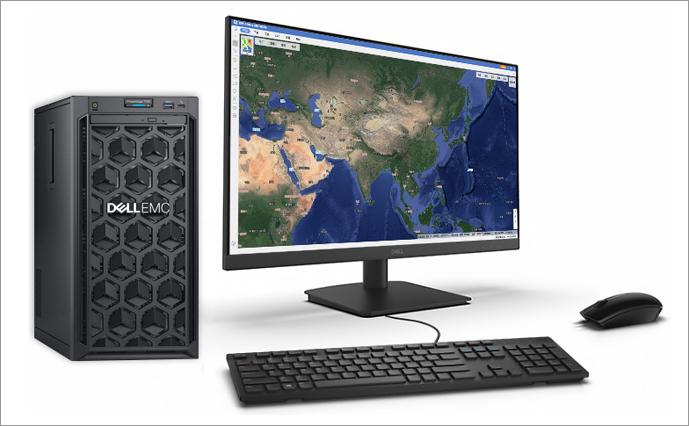 基于内网的离线地图发布服务