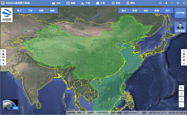 离线地图数据