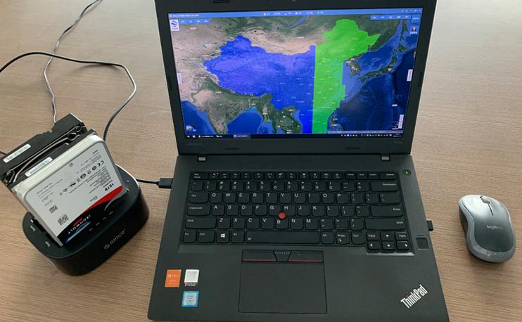 《水经注全国离线地图3.0》包括哪些地图数据