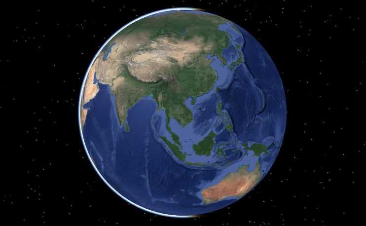一套可以在企事业单位内部局域网运行的三维离线地球系统