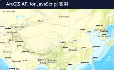 ArcGIS API