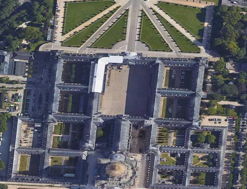 谷歌卫星高清影像