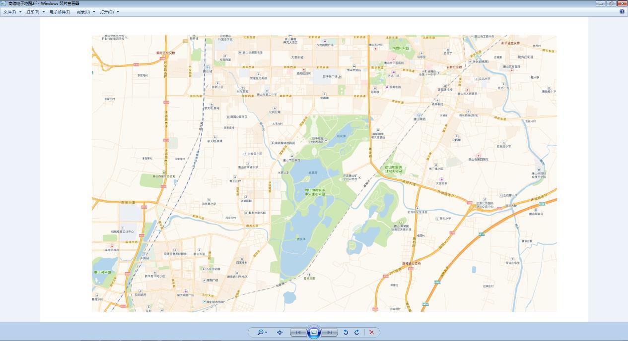 如何下载高德电子地图