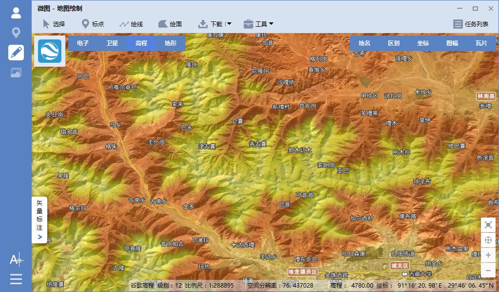 15谷歌地球高程.jpg