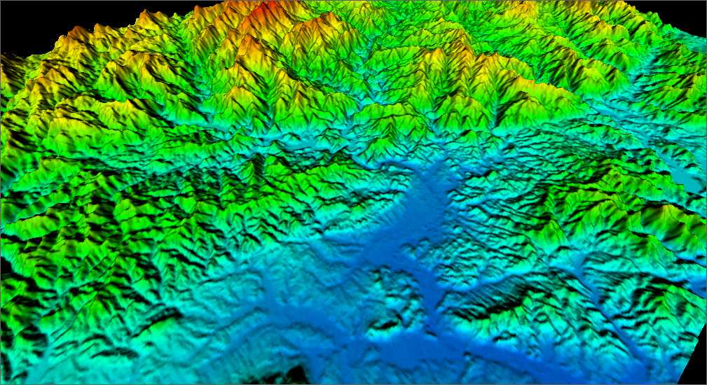 1安徽省谷歌地球高程DEM数据三维效果图.jpg