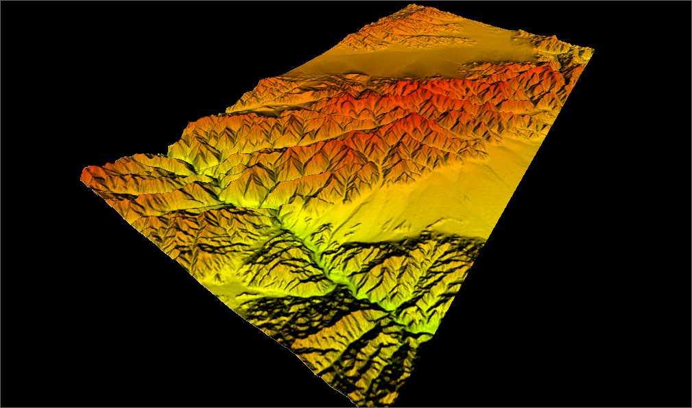 1甘肃省谷歌地球高程DEM数据三维效果图.jpg