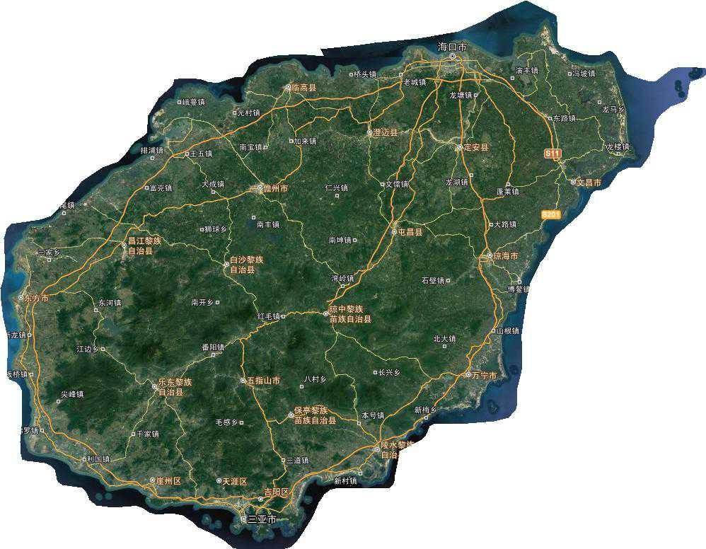 1海南省谷歌卫星地图离线包缩略图.jpg