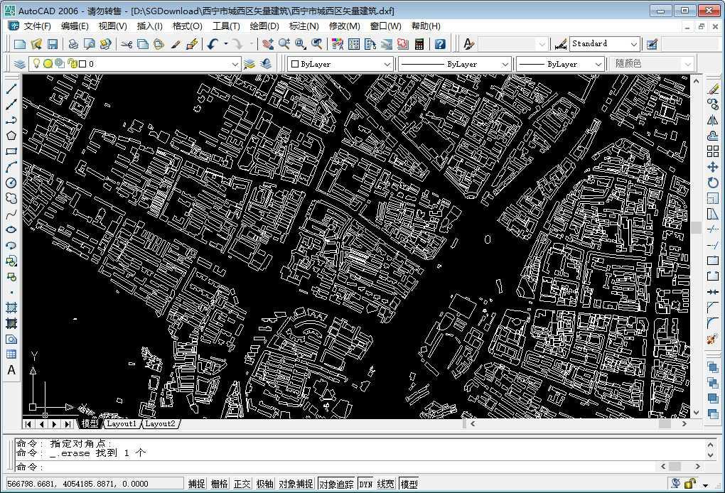 9在CAD中打矢量建筑轮廓数据.jpg