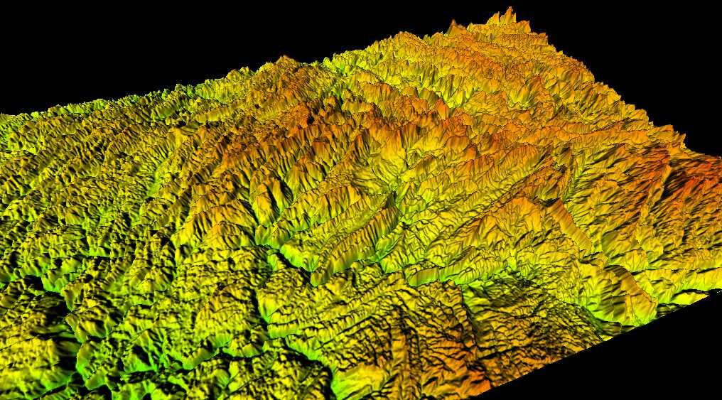1贵州省谷歌地球高程DEM数据三维效果图.jpg
