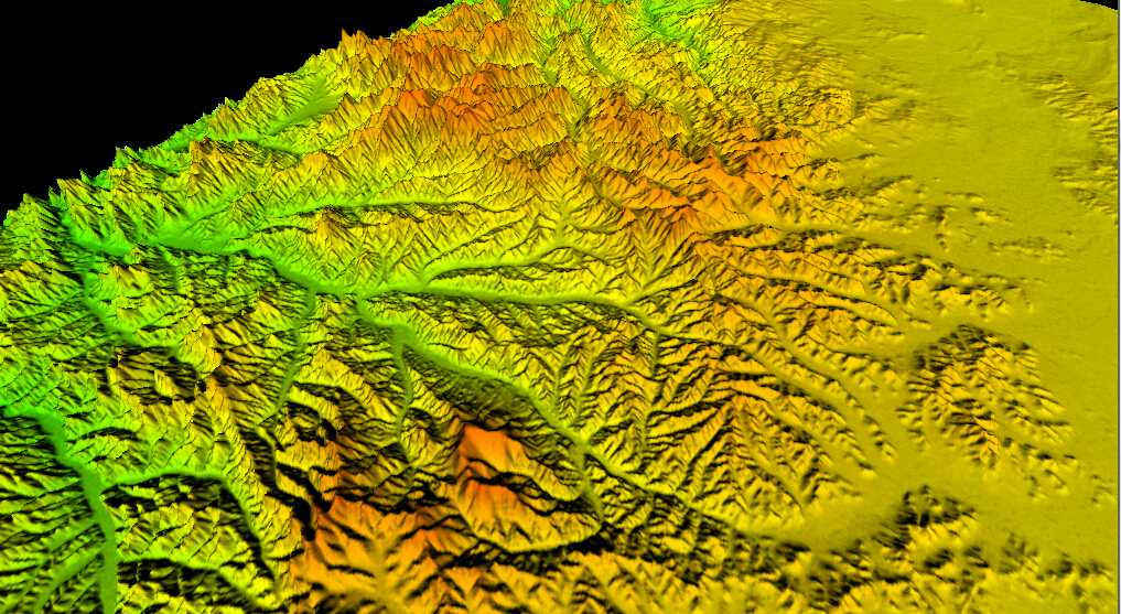 1河北省谷歌地球高程DEM数据三维效果图.jpg