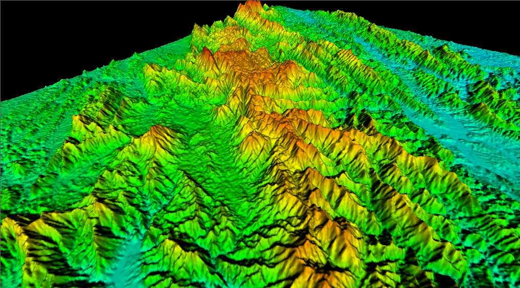 1湖南省谷歌地球高程DEM数据三维效果图.jpg