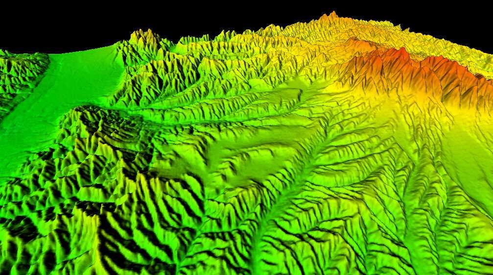 1宁夏谷歌地球高程DEM数据三维效果图.jpg