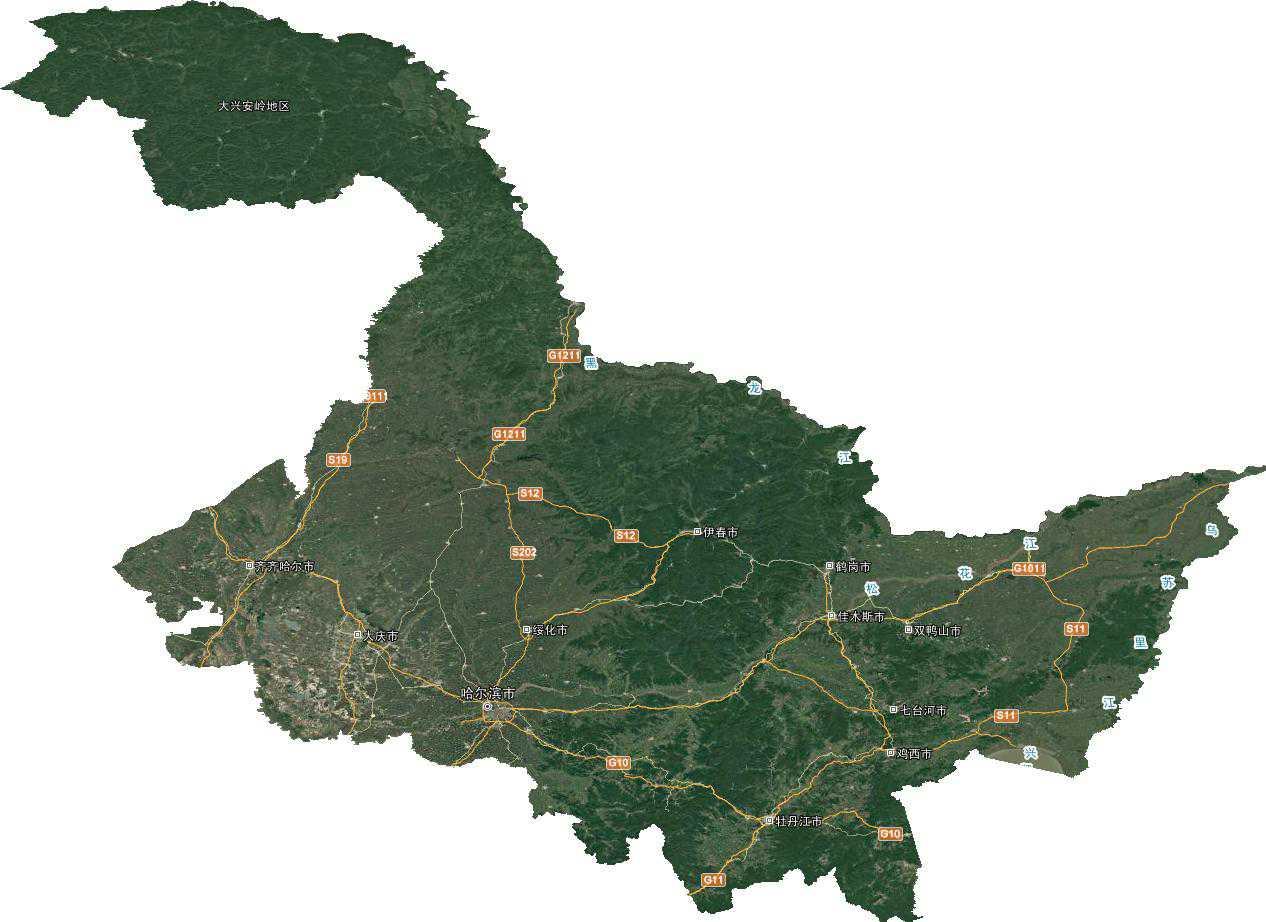1黑龙江省谷歌卫星地图缩略图.jpg