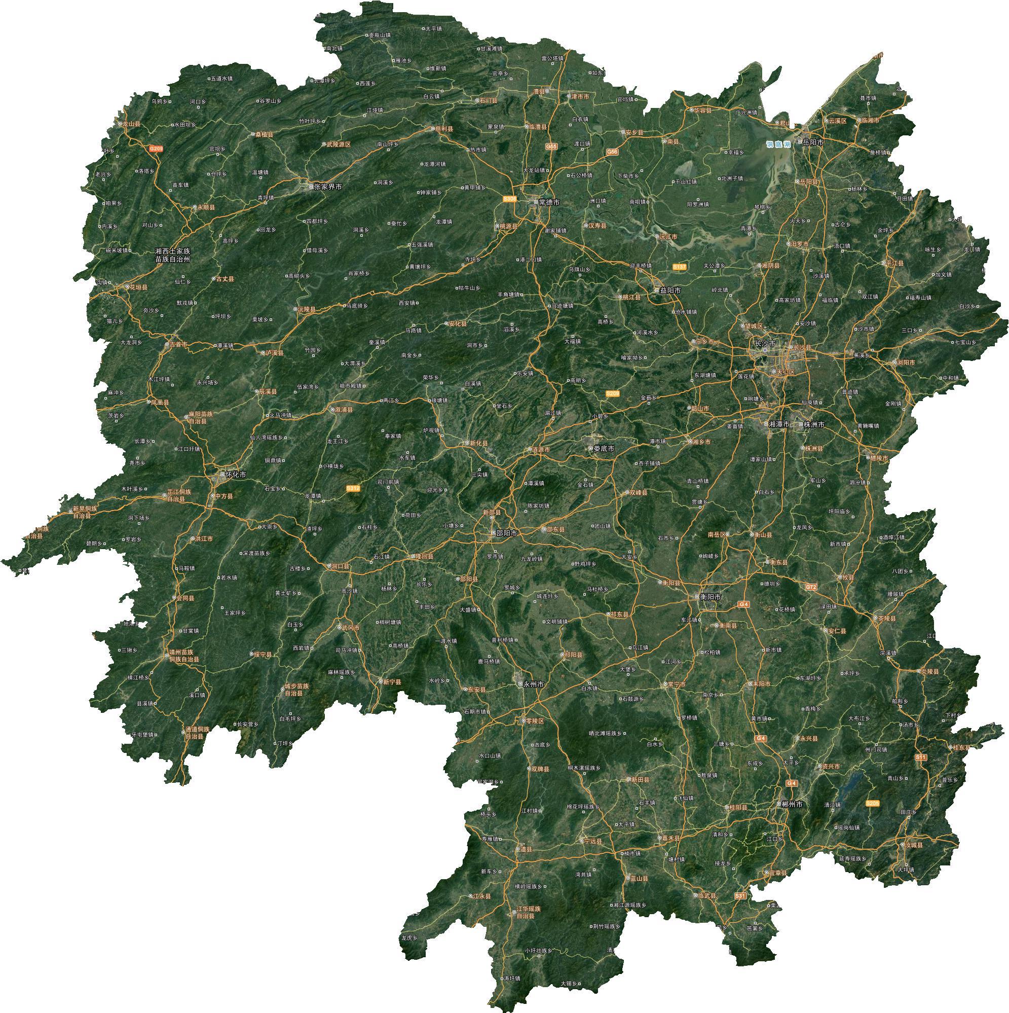 1湖南省谷歌卫星地图缩略图.jpg