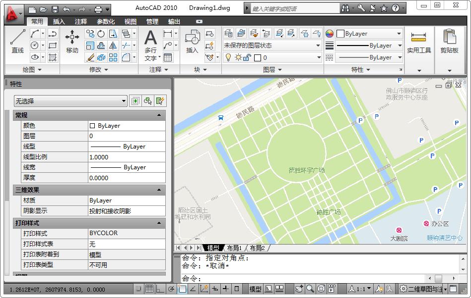 9在CAD中打开大字体地图.png